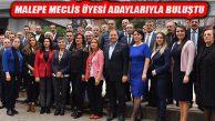 Başkan Ali Kılıç Meclis Üyesi Adaylarıyla Bir Araya Geldi