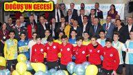 Ataşehir Doğuş Spor'dan Dostluk ve Dayanışma Gecesi