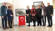 Kadıköy Sanatçılar Derneği Üyelerinden Karma Resim Sergisi