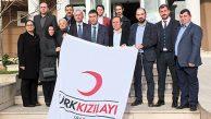 Kızılay Ataşehir Şubesi'nde Yeni Başkan: Talha Keleş