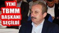 TBMM 27. Dönem Başkanlığına Mustafa Şentop Seçildi
