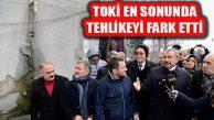İsmail Erdem'den Ataşehir'de 1072 dairelik TOKİ projesi