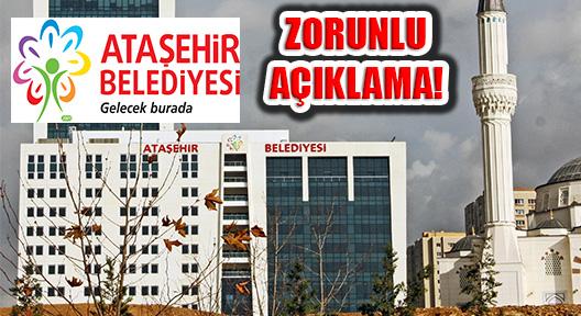Ataşer Belediyesi'nden Açıklama: 3 Yıl Önce İSKİ'ye Başvurduk