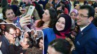 İBB Adayı Ekrem İmamoğlu Bahar Rüzgârını Ataşehir'e Taşıdı