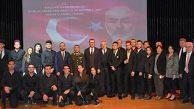 İstiklal Marşı'nın Kabulünün 98. Yıldönümü Törenle Kutlandı