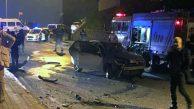 Pendik'te Özışık Ailesini Yasa Boğan Trafik kazası