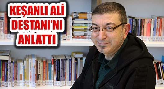 Cihan Demirci, 'MSKM'de Edebiyat Akşamları'nda