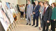 ATAFEST Kapsamında HEM Yıl Sonu Sergisi Ziyarete Açıldı