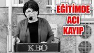 Ülkü Türkgülü Öğretmen Ataşehir Eğitim Camiasını Üzdü