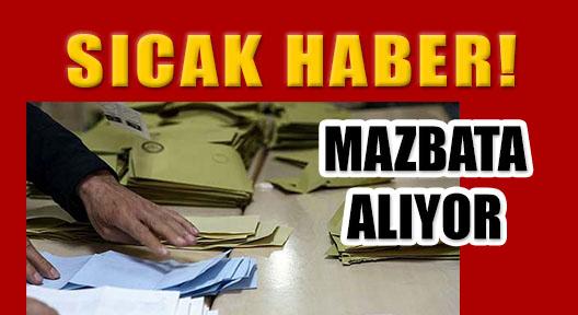 İstanbul Büyükşehir Bakanlığı Seçim Sonuçları Açıklandı