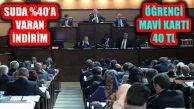 İBB Meclisi Yerel Seçim Vaatlerini Uygulamayı Onayladı
