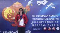 Ataşehirli Sporcu'dan Uluslararası Mücadelede Büyük Başarı