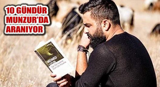 Ergin Eroğlu'nu Munzur'da Arama Çalışmaları Devam Ediyor