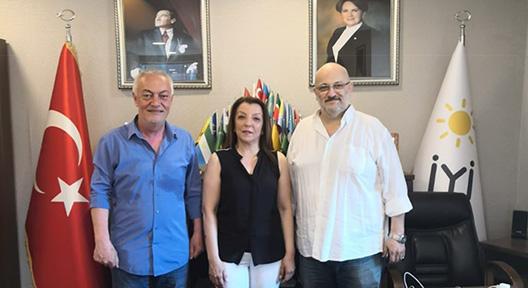 İYİ Parti Ataşehir İlçe Kadın Kollarına Atama Yapıldı