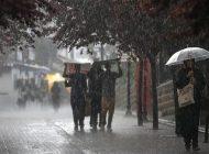 Kuvvetli Yağışların Görüleceği Haftaya Giriyoruz