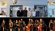 Şef İbrahim Yazıcı Ataşehir Belediyesi Gençlik Senfoni Orkestrası'nı Dinledi