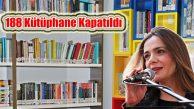 CHP'li İlgezdi 'Okullarımızın yüzde 55'inde Kütüphane Yok!'