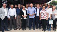 Başkanı Ali Kılıç Maltepe Muhtarlarıyla Buluştu