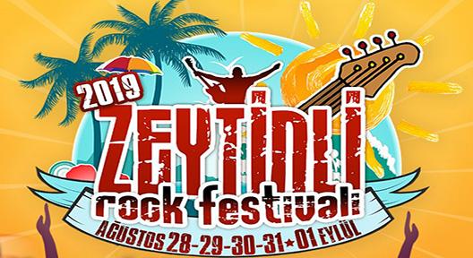 Zeytinli Rock Festivali Dalyan Sahilinde Başlıyor