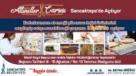 Kadın Emeği Altıneller Çarşısı Sancaktepe'de Açılıyor