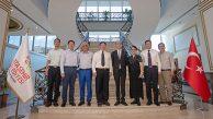 Çin'nin Huzhou Belediyesi'nden Ataşehir'e Ziyaret