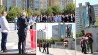 Ataşehir'de CHP'nin 96'ncı Kuruluşu Yıl Dönümünü Kutlandı