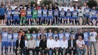 İçerenköy Sezon Açılışını ve A Takımı Tanıtımını yaptı