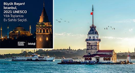 Dünyanın En Önemli Kentleri 2021'de İstanbul'da Buluşuyor!
