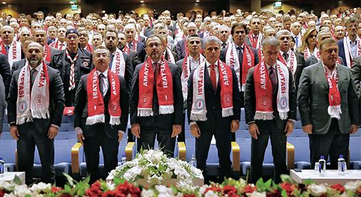 Ankara'da Amatör Spor Haftası Buluşması