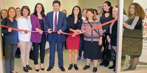 Kadın Girişimcilerin Ürünlerinin Sergilendiği ATABUTİK Açıldı
