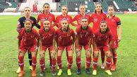 Kadın A Milli Futbol Takımımız Slovenya'ya 6-1 Yenildi