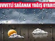 İstanbul ve Batı Karadeniz'de Kuvvetli Sağanak Yağış Bekleniyor!