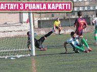 Çamoluk Spor SAL 8.Grupta Maç Eksiğiyle Lideri Takip Ediyor