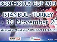 İBB, Artistik Buz Pateni Bosphorus Cup'a Ev Sahipliği Yapıyor