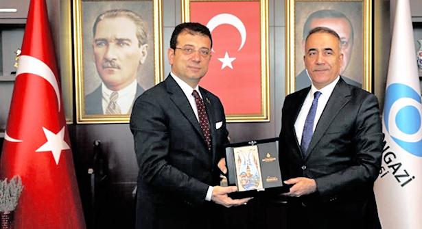 İBB Başkanı İmamoğlu, '39 Belediyeyi Gezip Envanter Oluşturuyoruz'