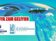 İSKİ Tasarısı: İstanbul'da Suya Zam Geliyor