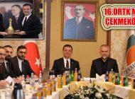 """Ekrem İmamoğlu, 16. """"Ortak Masa"""" İçin Çekmeköy Belediyesi'nde"""