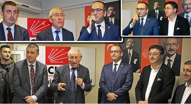 Celal Yalçın, CHP Ataşehir İlçe Başkanlığı Adaylığını Açıkladı