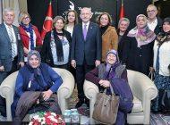 Eldivanlı Girişimci Kadınlardan CHP Lideri Kılıçdaroğu'na Ziyaret