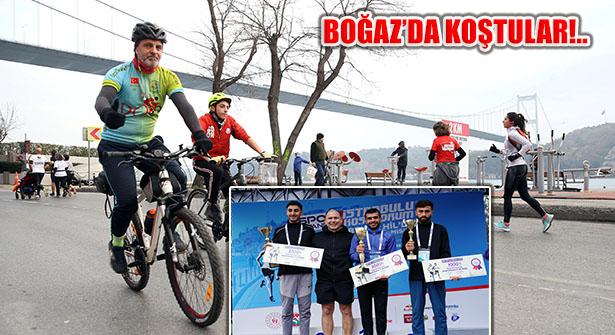 İstanbul'u Koşuyorum Serisi Sezonu Bebek'te Kapattı!