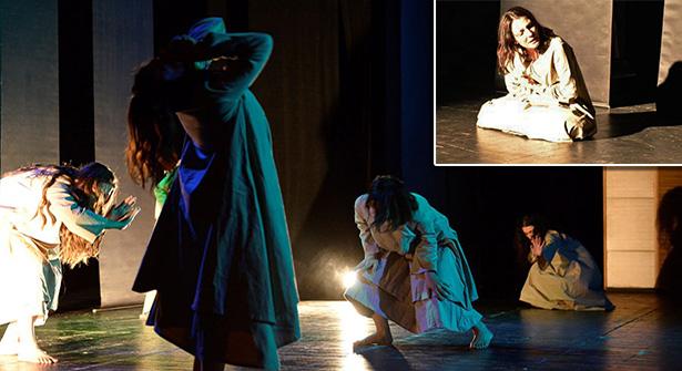 Maltepe Belediyesi'nden Kadın Cinayetlerine Tiyatroyla Tepki