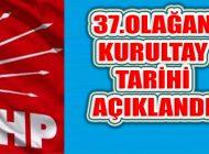 Kılıçdaroğlu Açıkladı: CHP'nin 37. Olağan Kurultayı Mart'ta