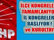 CHP İstanbul'da 39 İlçenin 35'inde Seçimler Tamamlandı