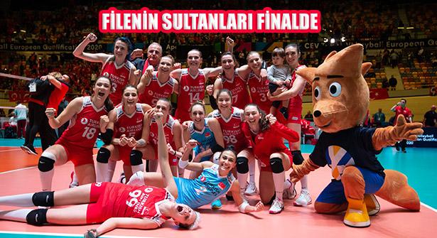 Filenin Sultanları Millilerimiz Olimpiyat Elemeleri Finalinde