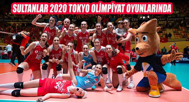 Filenin Sultanları 2020 CEV Tokyo Olimpiyat Oyunlarında