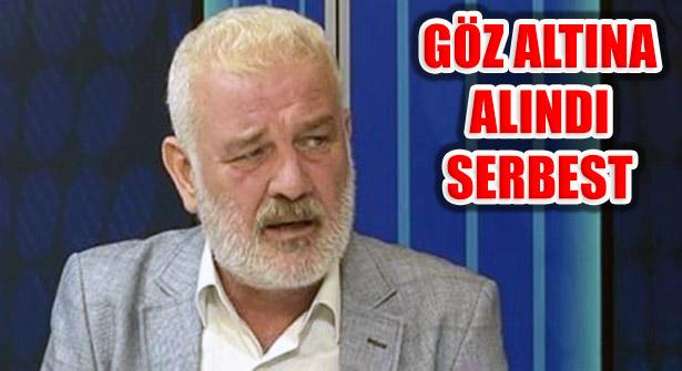Gözaltına Alınan Sosyal Güvenlik Uzmanı Ali Tezel Serbest