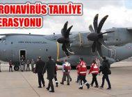Vuhan'da yaşayan 34'ü Türk vatandaşı 49 kişi Tahliye ediliyor