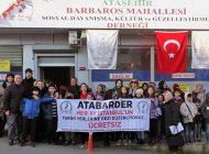 ATABARDER'den Yarıyıl Tatilinde Öğrencilere İstanbul Gezisi