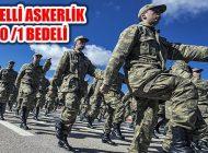 Bedelli ve Dövizle Askerlik 2020 Yılı İlk Yarı Ücretleri Belirlendi