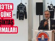 Beşiktaş'a Özel Sergi: '1903'ten Sonrası, Formadan Fazlası'